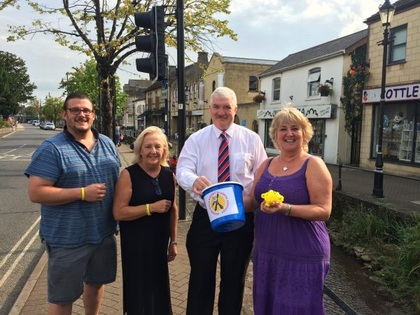Supporting Midsomer Norton Carnival