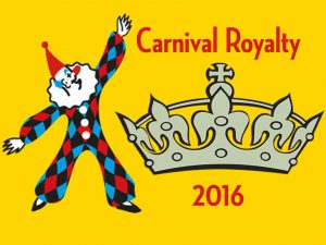 How to become our Carnival Queen, King, Prince and Princess