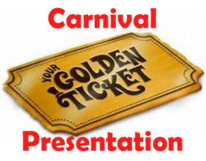 Get Your Presentation Tickets