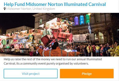 Crowdfunding MSN Illuminated Carnival