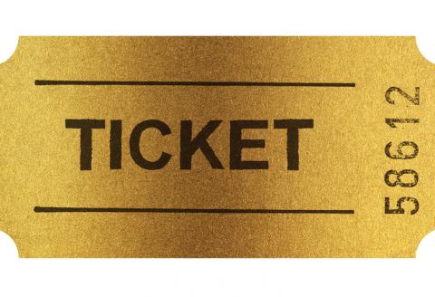 Carnival Presentation Tickets